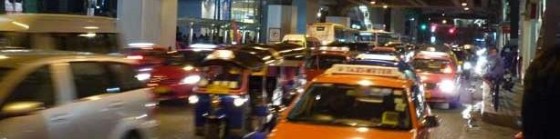 Im Zentrum von Bangkok