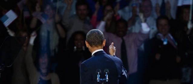 Barack Obama nach der Wiederwahl