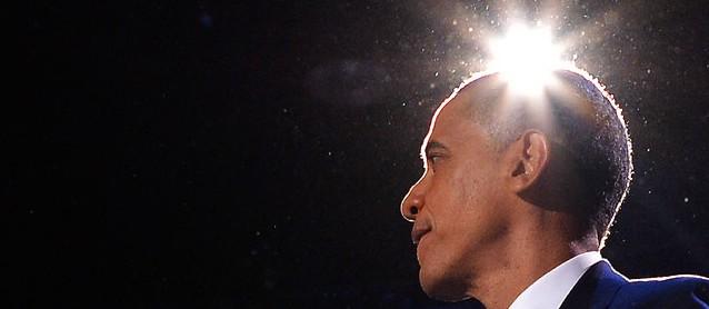 Barack Obama. Auch für ihn bleibt Politik Politik.