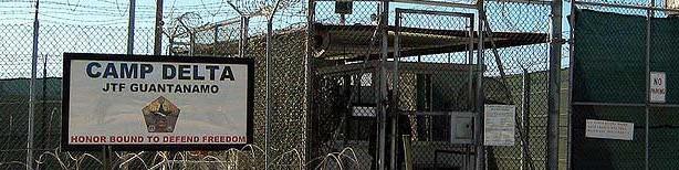 Camp Delta im Lager Guantanamo