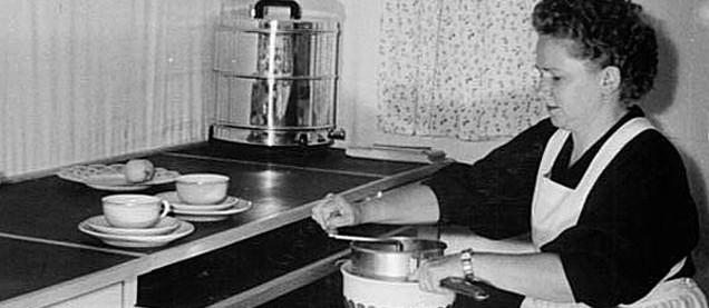 Familienförderung anno 1950: Die flotte Lotte