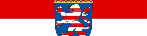 Hessen- Dienstflagge des Ministerpräsidenten