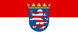 Hessen- Flagge des Ministerpräsidenten