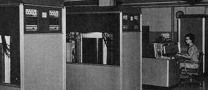 IBM-Röhrencomputer von 1956