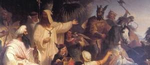 Islam und Deutschland: Karl der Große trifft Harun al-Rashid