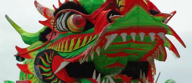 2012 wird das Jahr des Drachen