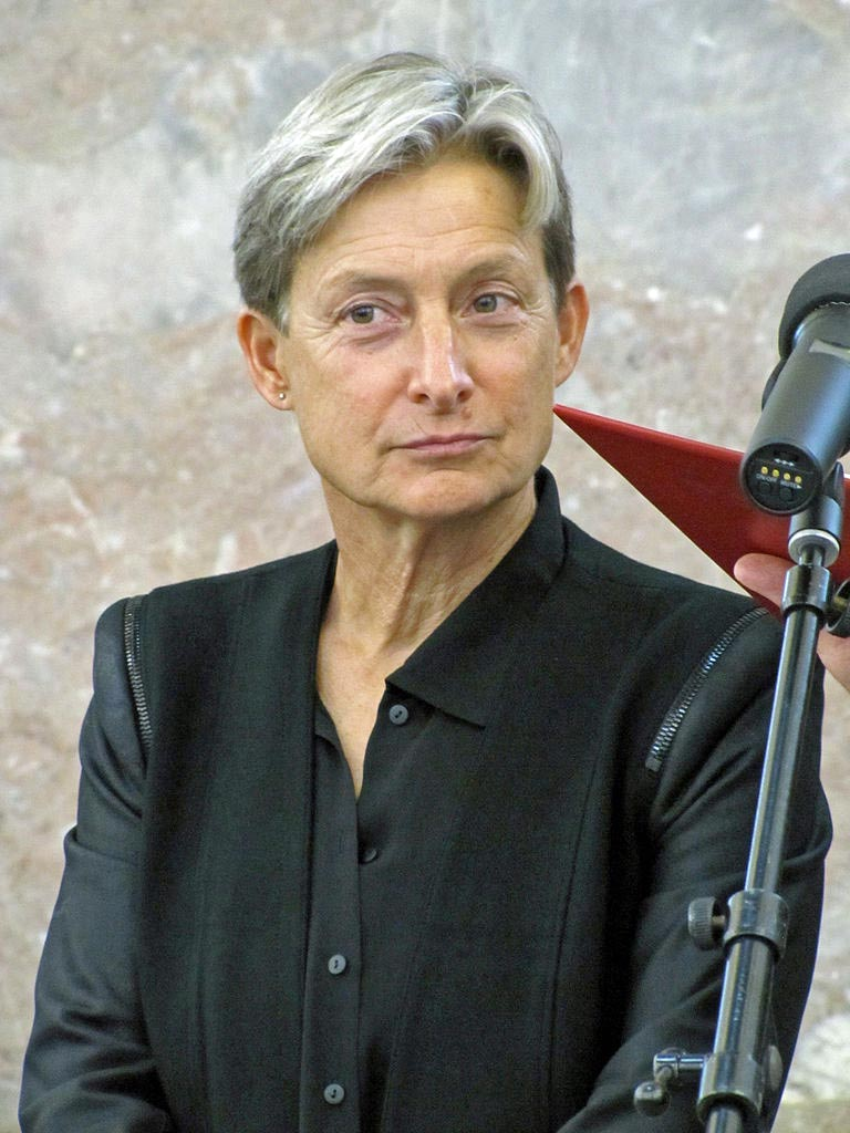 how tall is judith butler