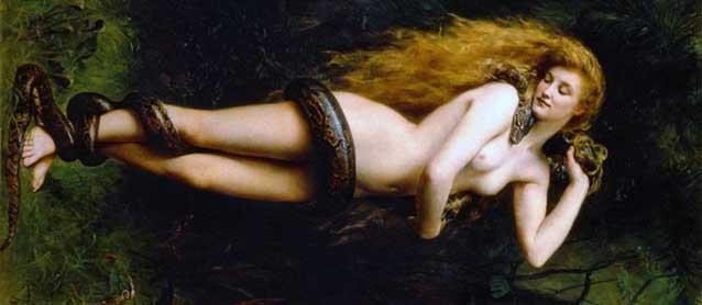 Lilith als erste Frau in der Bibel