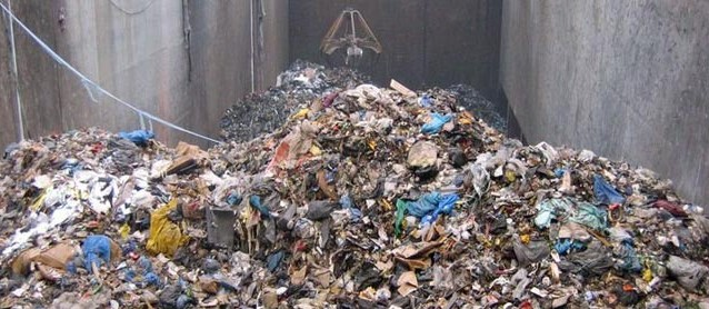 Müll bleibt Müll