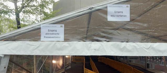 In München beginnt der NSU-Prozess