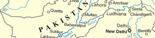 Pakistan - 13,8 Millionen Menschen brauchen Hilfe