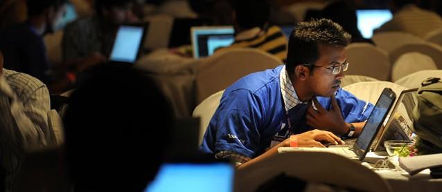 Produktivität in einer anderen Liga: IT in Indien
