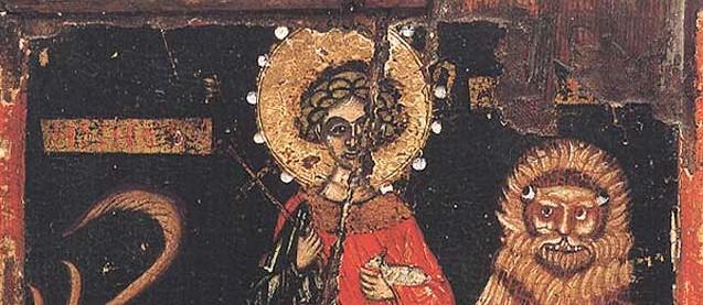 St. Mamas, Schutzpatron der Steuerzahler