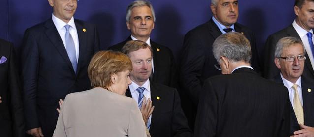 Euro-Gipfel oder: Die Abschaffung der Verantwortung