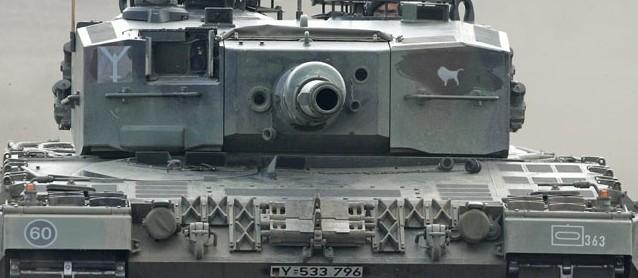 Waffenhandel: Unser Spitzenprodukt Leopard 2