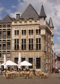 Das Löwensteinhaus in Aachen