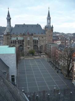 Das Aachener Rathaus