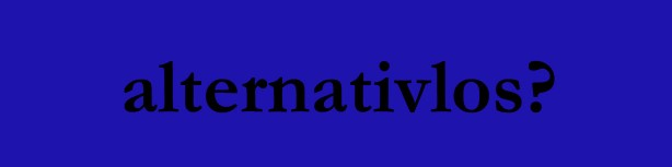 Alternativlos ist das neue Basta