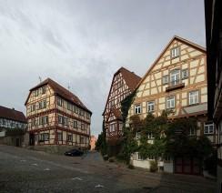 Bad Wimpfen - Ecke Klostergasse - Schafgasse