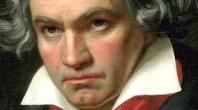 Porträt von Ludwig van Beethoven