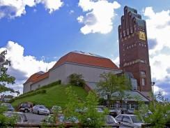Darmstädter Künstlerkolonie - Mathildenhöhe