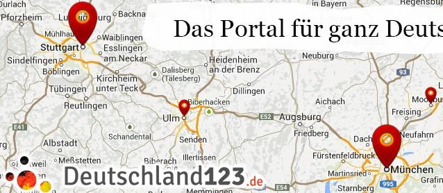 Deutschland123.de - Das Deutschland-Portal