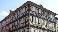 Fachwerk - Raiffeisenhaus in Eschwege