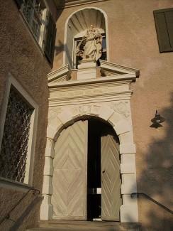 Portal der Kartause Ittingen