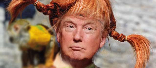 Donald Pippi Trump