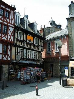 Altstadt  von Quimper