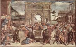 Sandro Botticelli - Fresken in der Sixtinischen Kapelle in Rom