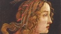 Simonetta Cattaneo Vespucci - porträtiert von Sandro Botticelli
