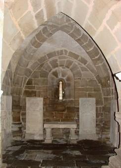 Turmkrypta in der Stiftskirche Oberstenfeld